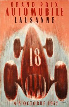 1947 Lausanne, Grand Prix Automobile