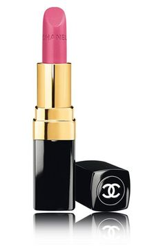 CHANEL NOTES DES PRINTEMPS ROUGE COCO HYDRATING CRÈME LIP COLOR available at #Nordstrom