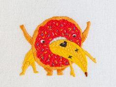 Mejores proyectos de bordado del 2013 / Best embroidery projects of 2013 / Meilleurs projets de brodérie de 2013 - MaricorMaricar http://maricormaricar.blogspot.com.es/2013/09/etsy-update.html