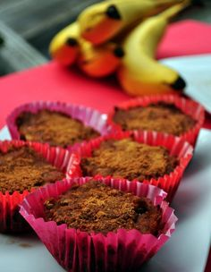 Paleo Banana Coffee Cake Muffins