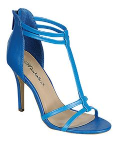 Look what I found on #zulily! Blue Sydney Sandal #zulilyfinds