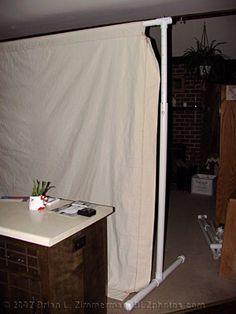DIY backdrop stand canopi, studio light, craft, cheap diy, diy backdrop, backdrop stand, backdrops diy, diy home photography studio, photographi