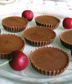 Diabetic Peanut Butter Cups