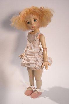 BJD Doll Art, #artdolls, #dolls