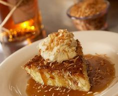 Jamaican Coconut Pie recipe from the Bonefish Grill