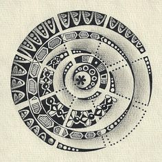 Zendala by Artist, C...