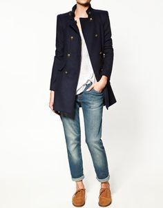 Zara coats #zara