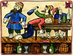 What Alcohol Consumption does to your Skin - click through to read the post at #FutureDerm    Photo: Drinking by paukrus, via Flickr