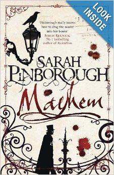 mayhem by sarah pinborough, worth read, london, book worth, book review, pinborough mayhem, toread pile, read list, book cover