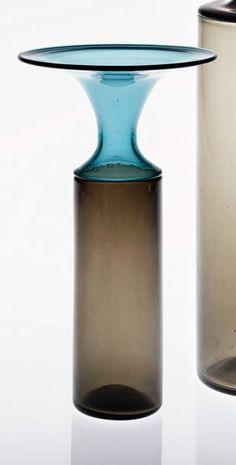 Tapio Wirkkala, Lapponi Vase for Venini, 1966.