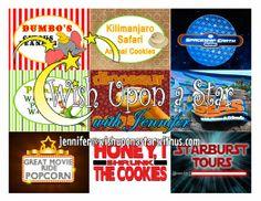 FREEBIE FRIDAY--Disney Snack Tags