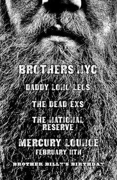 Feb 11th, Brothers x Mercury Lounge