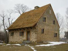 Hans Herr House Lancaster County PA