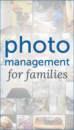 Photo management for