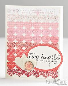 Two Hearts Become One by Leigh Penner on Moxie Fab World
