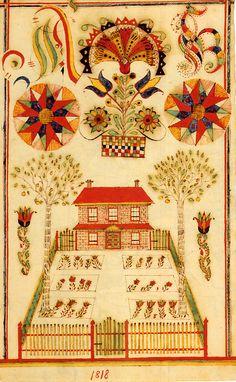 1818 fraktur