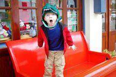 elope dinosaur hat