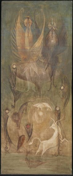 Leonora Carrington - Eluhim (1960)