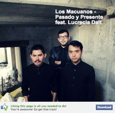 "Friday gift form Nacional Records! Download ""Pasado y Presente"" by Los Macuanos"