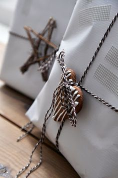 christmas wrapping ♥