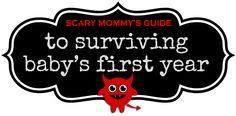 mommi guid, scari mommi, surviv babi