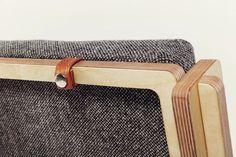 Spaceframe Furniture by Gustav Düsing in home furnishings  Category
