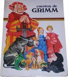 Cuentos d ls hermanos Grimm