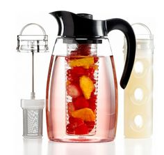 Infuse and chill everything from water to tea with Primula Flavor It Pitcher. #HelpMeClinton