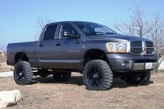#lifted #dodge #diesel