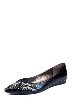 Irela Point Embellished Flat