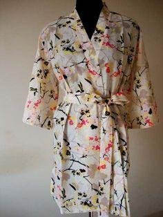 bridesmaid robe, gift ideas, bridesmaid gifts, vintage bath robes