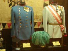 Kaiser Franz Josef's Uniforms circa 1914.