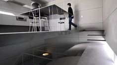 JA+U : Tunnel House by Makiko Tsukada Architects.     https://www.japlusu.com/news/tunnel-house-video ©Shinkenchiku-sha