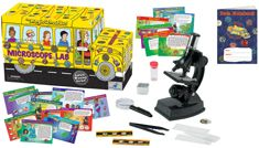 Magic School Bus Science Club  with Kits available for purchase