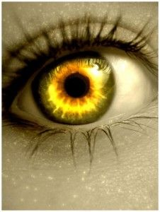 Special Effect Contact Lenses  Straight Into Your Cornea