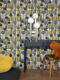20 Vintage Wallpaper Ideas : Decorating : Home & Garden Television