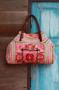 Beautiful bag.