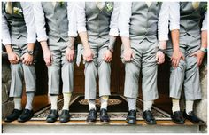 Mismatched Groomsmen Socks