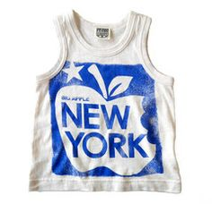 BIG APPLE TANKTOP
