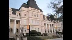 Brenau University in Gainesville, Georgia is said to be haunted by a ghostly shadow that hangs from the balcony of the auditorium. #HauntedGeorgia