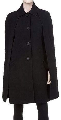 Amazon.com: MAXSTUDIO SINGLE BREASTED CAPE: Clothing