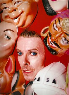 David Bowie by David LaChapelle