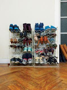 wine rack shoe shelves