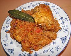 Comfort Food: Serbian Paprika Chicken