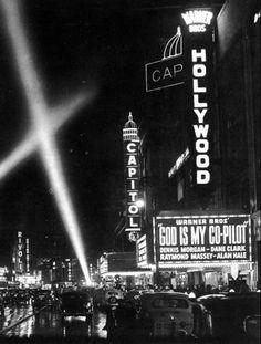 1950's Hollywood