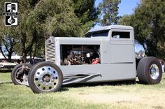 The other diesel rat rod I posted was so popular I had to show this one.