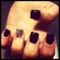 #cheetah #leopard #nailart #nails