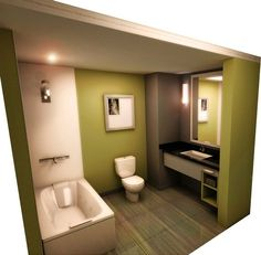 Ideas For Designing And Decorating A Small Bathroom 7