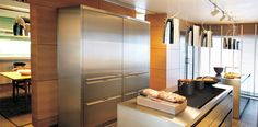 Sub Zero fridges & freezer
