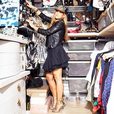 Daianara Amalfitano, SM President of Specialty Brands, let us into her gorgeous closet that satiates all of our fashion dreams! Check out the whole In Her Closet feature at stevemaddenmag.com now! #SMSTAFF